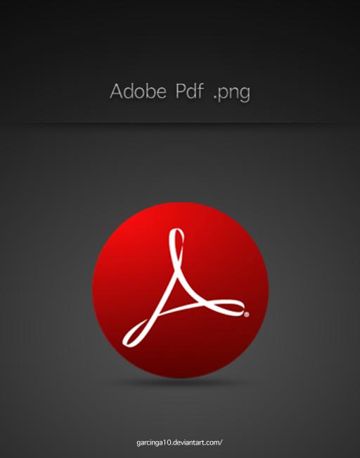 Adobe pdf.png by garcinga10