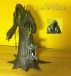 Legends of Grimrock - Goromorg Papercraft