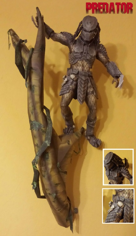 Predator Paper Model