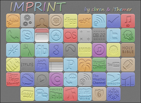 Imprint by cbrenn