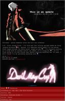 DMC Dante Journal skin by 8ballz