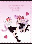 TDA Valentines Day Miki x Ritsu [ DOWNLOAD ]