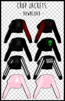Crop Jackets [ DOWNLOAD ]