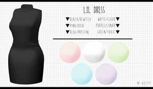 Lil Dress [DL ]