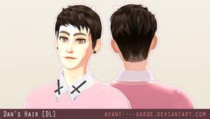 Dan's Hair [ Commission + DL ]