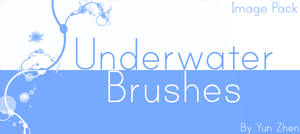 Underwater Brushes-Image Pack by Yun-Zhen