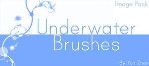 Underwater Brushes-Image Pack