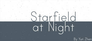 Starfield at Night