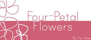 Four-Petal Flowers