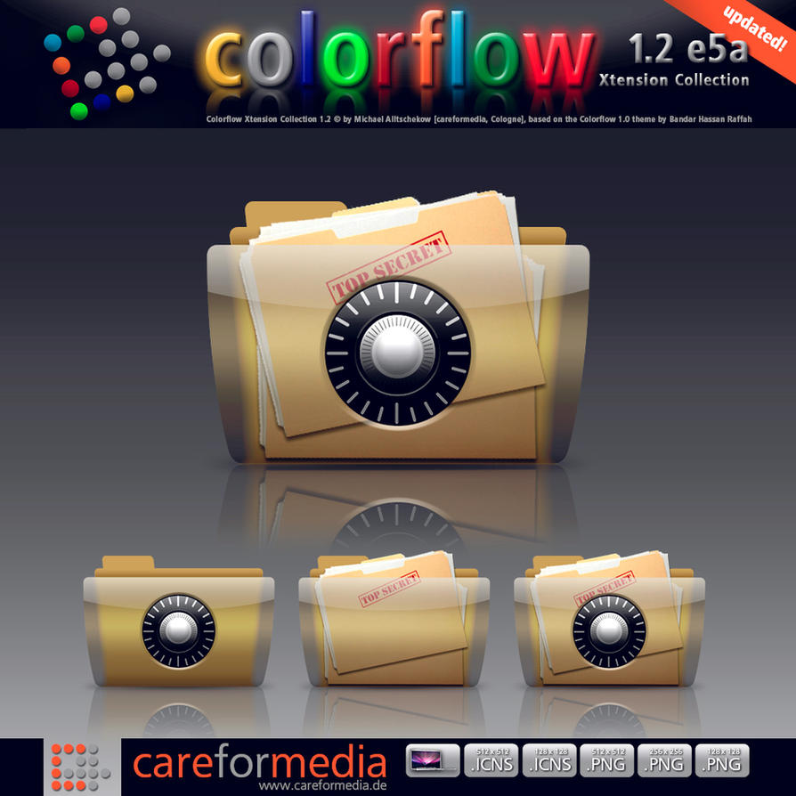 Colorflow 1.2 e5a Work by subuddha