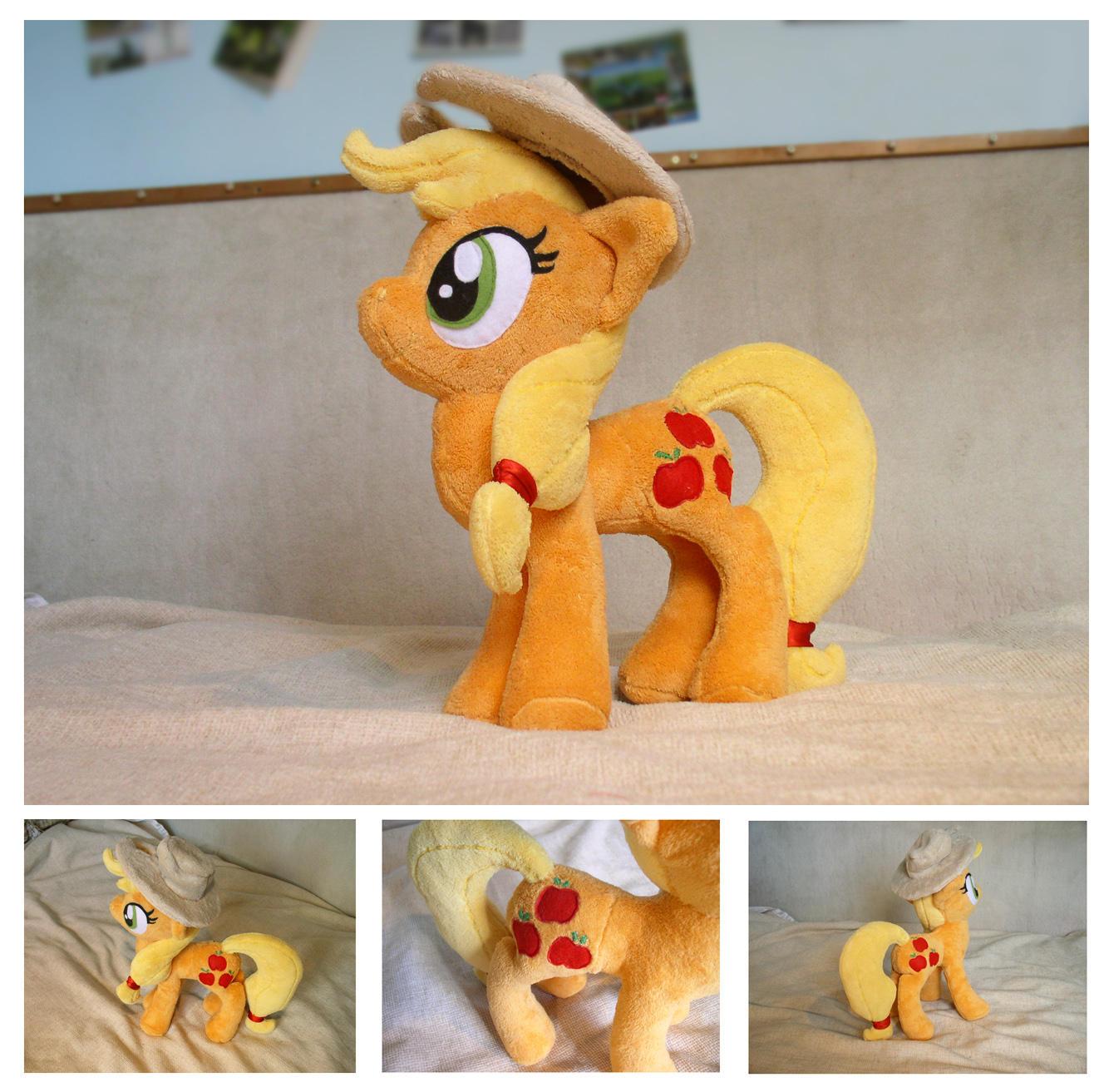 Applejack by Spark-Strudel
