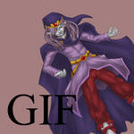 Step By Step: Vaati's Transformation GIF by StrawberryCrescent