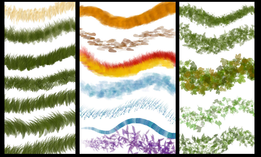 Mirri's Brushes by Mirri