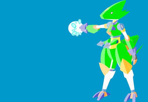 Tetra firin' her cannon