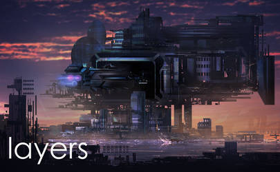 Sci_FI_TEST_LAYERS by k04sk