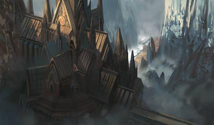 Castle by k04sk