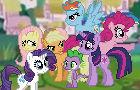 My Little Pony Sprite showoff