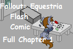 Fallout Equestria Ch 1 Done by urimas