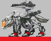 Command Wolf Idle