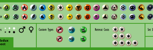 Neo Redux Symbolsheet