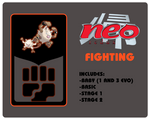 Neo Redux Fighting Blank Pack