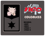 Neo Redux Colorless Blank Pack by ILKCMP