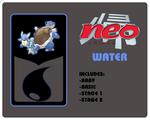 Neo Redux Water Blank Pack