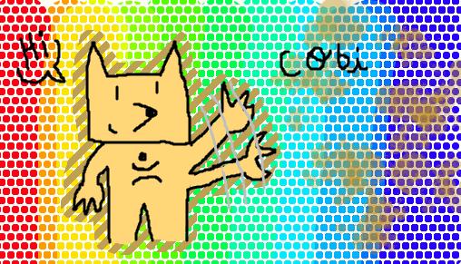 Cobi, la Mascota de los JJOO de Barcelona 92 by DrRevolutionary