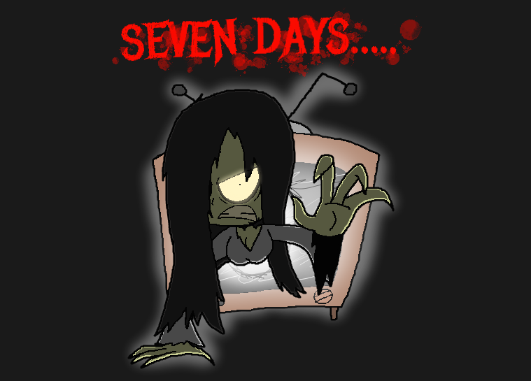 Seven days.... by Montatora-501