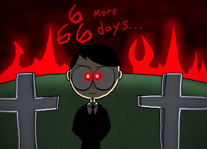 Six more days... by Montatora-501
