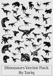 Dinosaurs Vector Pack