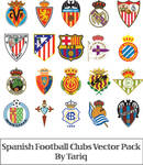 Spanish Football Clubs Logos