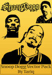 Snoop Dogg Vector Pack