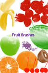 Fruit Photoshop Brushes 2