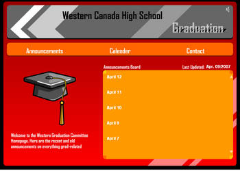 website design for school by apexflash