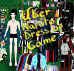 +Uber Naruto Dress up+