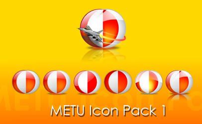 METU Icons Pack 1 by redsid