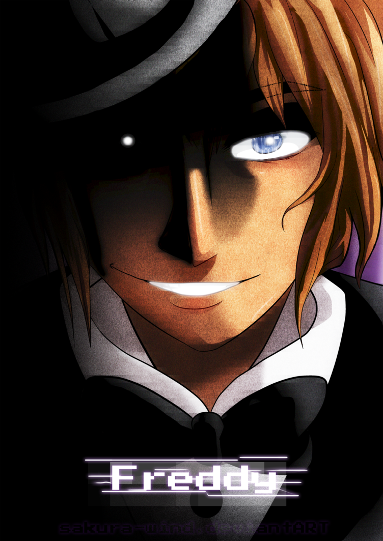 Nightmare!:  FNaF Human!Freddy X Reader by XxImmortalTechxX