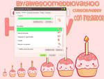 +Cursor Happy BDAY REGALO PARA MARIANA