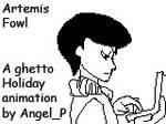 Artemis Fowl Animation