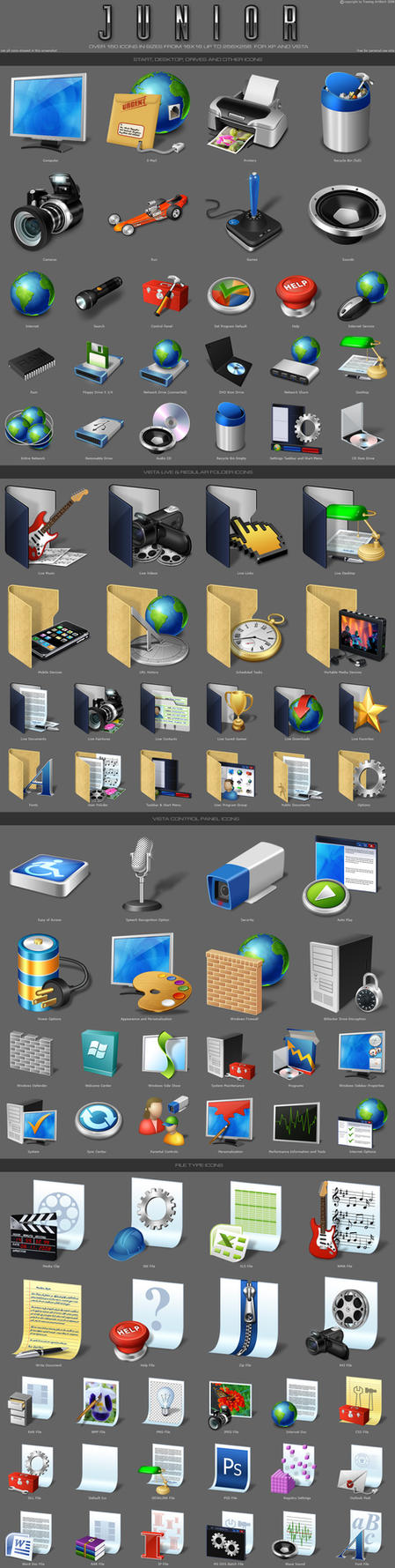 Junior by treetog