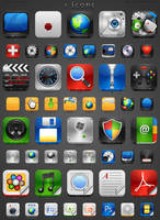 i Icons for Windows by treetog