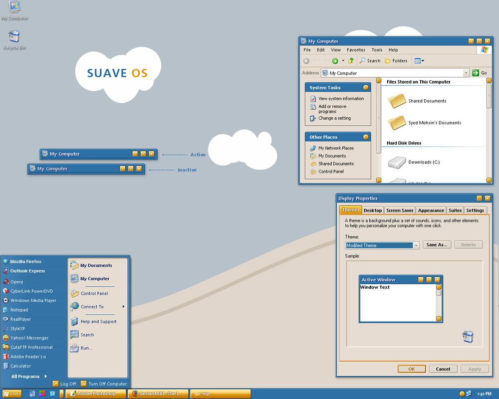 Suave OS by MohsinNaqi