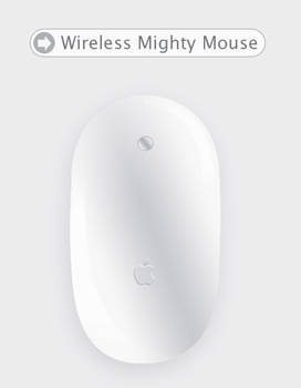 Wireless Mighty Mouse by MohsinNaqi