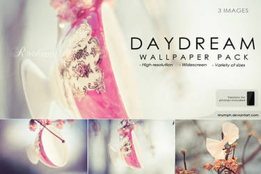 Wallpaper Pack: Daydream by CristaliaART