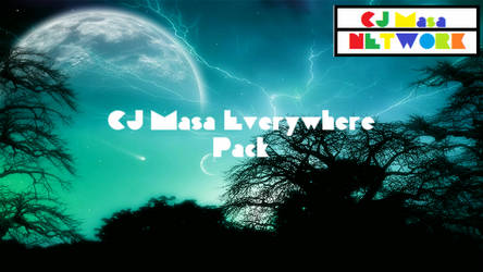 CJ Masa Everywhere Pack