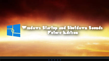 Windows Startup and Shutdown Sounds Future Edition