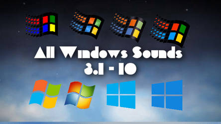 All Windows Sounds 3.1 - 10