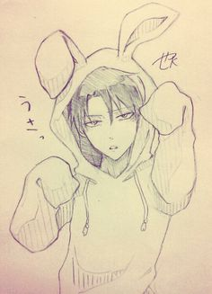 It's You  (Levi X Bunny!Reader) [AU] by UshioNamae on DeviantArt
