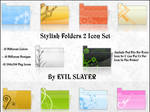 Stylish Folders 2 Icon Set